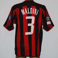 d885d48d850714 maglia milan Maldini adidas derby INTER-MILAN player issue FONDAZIONE MILAN
