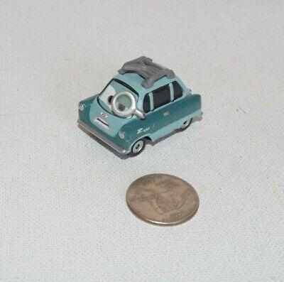 Disney Pixar Cars 2 - Professor Z - Diecast Metal 1:55 Scale - GUC Bad Guy Lemon