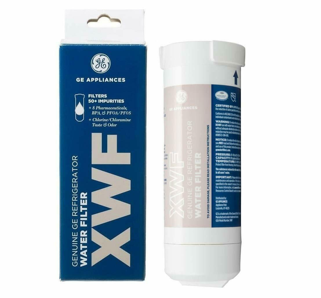 1 Pack Fit GE XWF Replacement XWFE Appliances Refrigerator W