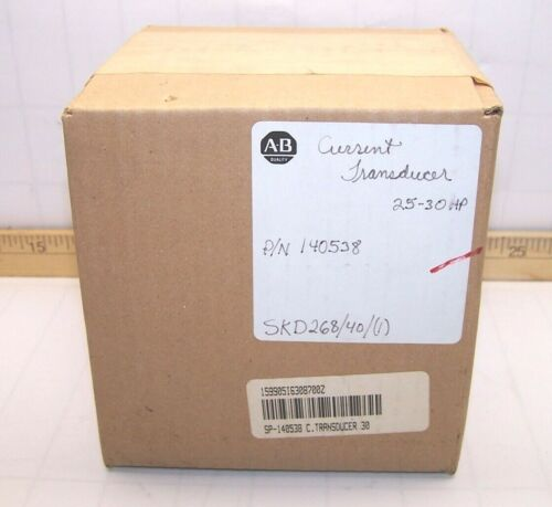 NEW ALLEN BRADLEY CURRENT TRANSDUCER 25-30 HP SP-140538