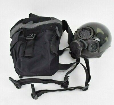 Msa Millennium Cbrn Riot Control Mask Respirator 5073 W Tinted Lens Cover Large