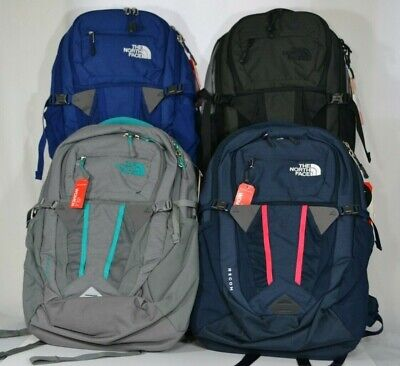 The North Face Recon School Backpack Laptop Bag Daypack TNF Choose NWT (North Face School Backpacks)