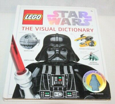 Lego Star Wars The Visual Dictionary DK 2009 - englisch