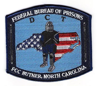 Bureau of Prisons FCC Butner DCT NC