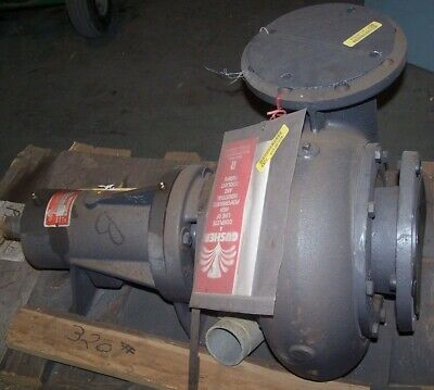 New Gusher 5 X 6 Centrifugal Pump P5x6-10seh-c-a Imp 9.00