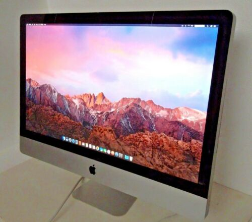 "Apple iMac 21.5"" / 3.06GHz / 8GB RAM / Radeon GPU / 1TB HDD Ready for use!"