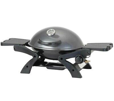 Lifestyle BBQ TEK Lightweight Compact Portable Garden Patio Camping Gas Barbecue