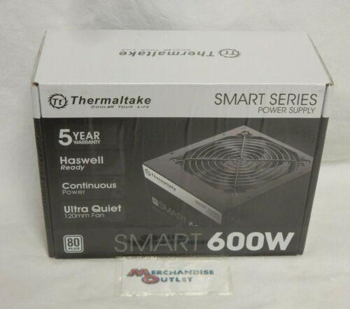 Thermaltake Smart 80 Plus Power Supply 600W