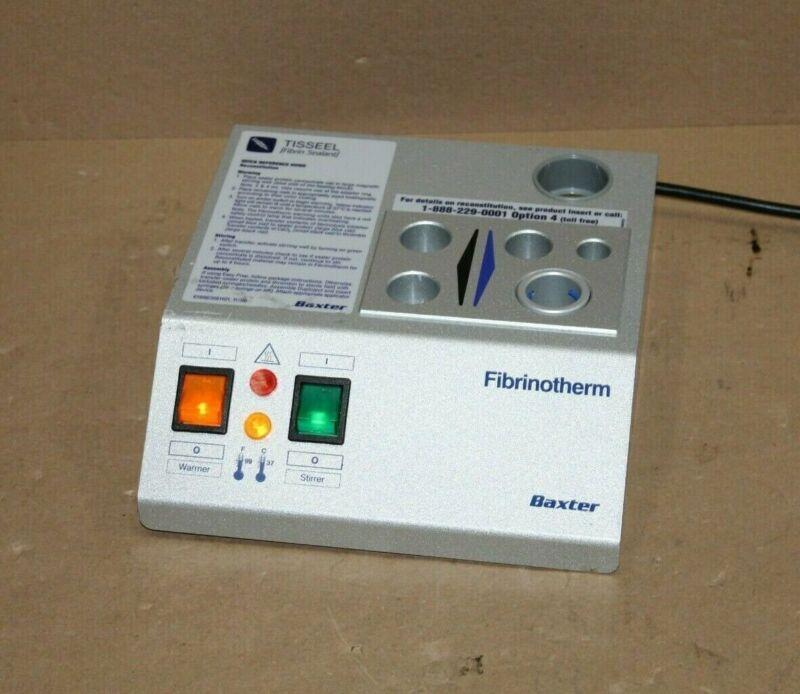Baxter Fibrinotherm Warmer-Stirrer Device REF: 0600047