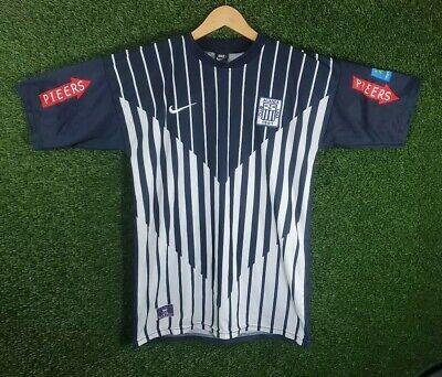 Vtg Nike Jersey Alianza Lima Peru 1901 Club Soccer Kit Replica AOC Black Tag USA image