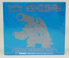 Pokemon TCG Evolutions Mega Blastoise Elite Trainer Box NEW