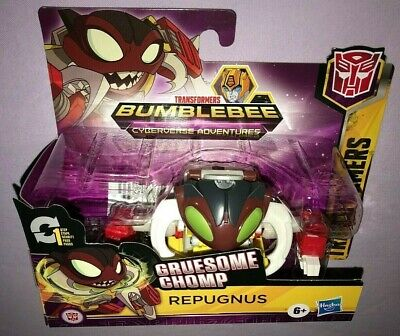 Transformers BUMBLEBEE REPUNGUS CYBERVERSE ADVENTURES  **NEW**