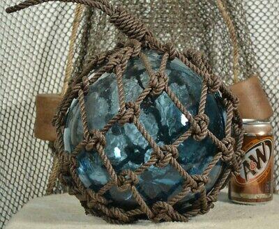1 Vintage Look Shrimping Shrimp Boat Fishing Decor Authentic Used Net Floats