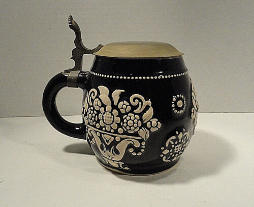 German Ball Mug / Beer Stein