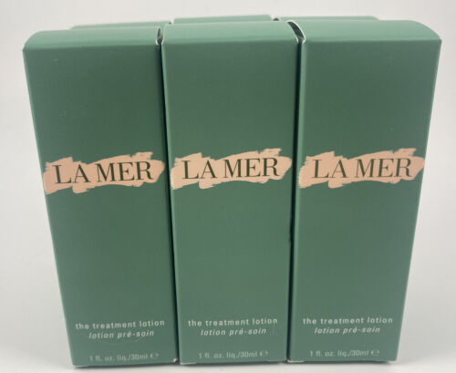 La Mer The Treatment Lotion Travel Size 1 Oz / 30 Ml 100 Authentic Set Of 6 - $90.00