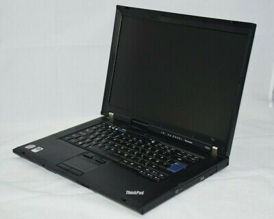 Lenovo ThinkPad R500 Core 2 Duo 2,00GHz 60GB SSD 2GB 15,4