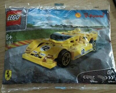 Lego Ferrari 512 S Shell V-Power 40193