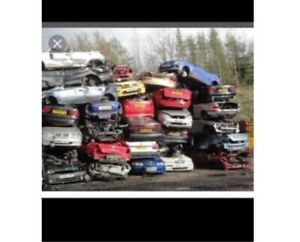 SCRAP CARS REMOVAL (High prices!)