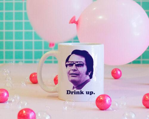 Drink Up Mug, Cults, Jim Jones, Serial Killers 11oz Ceramic Mug