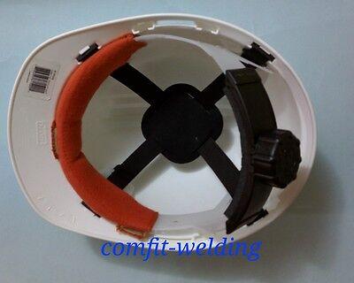 12 Hard Hat Sweat Band Air Cushioned Comfort Pad Lot Anchor Sweatsopad