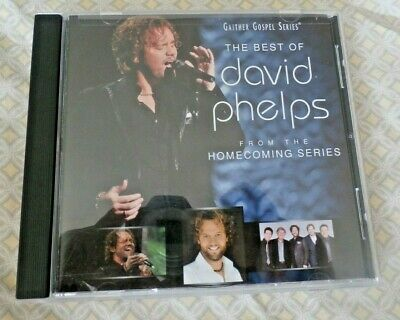 The Best of David Phelps ~ Music CD ~ Gaither Gospel Homecoming Faith (The Best Of David Phelps Cd)