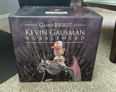MLB Baltimore Orioles 2018 Promotional Game of Thrones Bobble Head Kevin Gausman