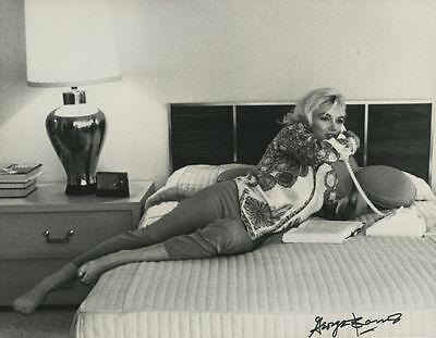 GEORGE BARRIS- Marilyn 1962/2006 handsigniert GAP 1500 Euro