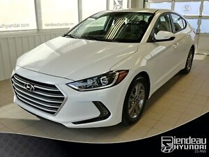 2018 Hyundai Elantra GL+ APPLE CARPLAY/ANDROID+ CAMÉRA DE RECUL