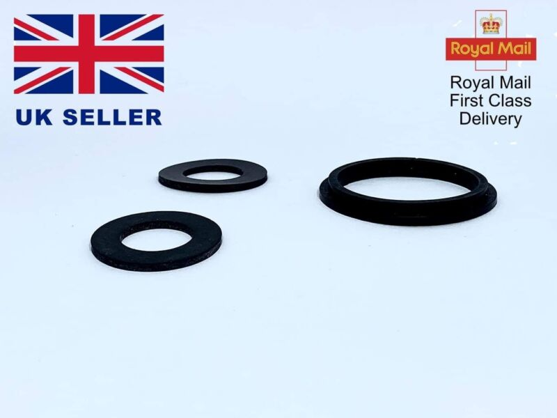 Lay. Z. Spa  Seal  A/  B/ C  coupling rubber new NBR seals.
