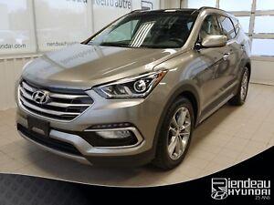 2018 Hyundai Santa Fe Sport 2.0T LIMITED + AWD + CUIR + TOIT PAN