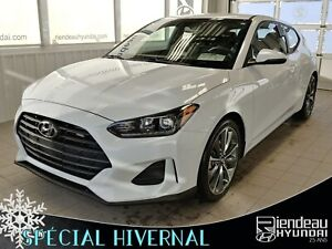 2019 Hyundai Veloster *SPÉCIAL HIVERNAL* 2.0L + ANDROID AUTO + A