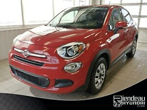 2016 Fiat 500x Pop + BLUETOOTH + ÉCRAN TACTILE
