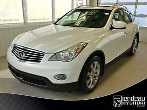 2013 Infiniti Ex37 Luxury + AWD + CUIR + TOIT OUVRANT