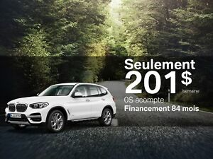 2018 BMW X3 xDrive30i NAVIGATION, TOIT PANORAMIQUE