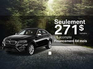 2018 BMW X6 xDrive35i GROUPE M SPORT, TOIT OUVRANT