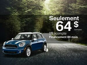 2015 Mini COOPER S Countryman ALL 4, TOIT PANORAMIQUE