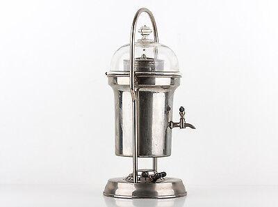 Großer alter Perkolator Kaffeebereiter Kaffeemaschine