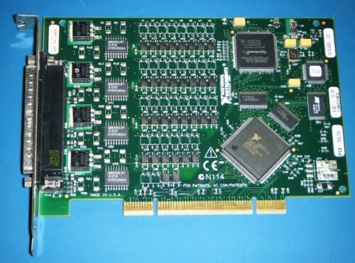 NI PCI-6516 32 Industrial Digital Outputs, National Instruments, Tested