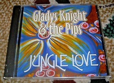 New  Jungle Love By Gladys Knight   The Pips  Cd  Apr 2000