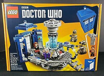 Lego Ideas (21304) BBC DOCTOR WHO Retired Set NEW SEALED