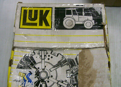 Luk Double Clutch Cover 230001342 Masssey Ferguson Mf 12 Dual Stage Tractor