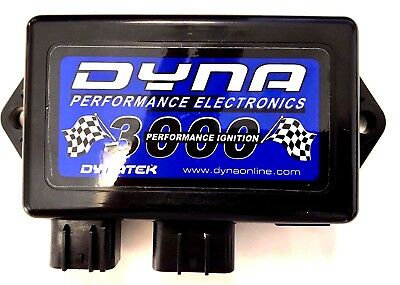 Dynatek Dyna 3000 CDI ECU Ignition Suzuki Intruder 1400 1996-2007