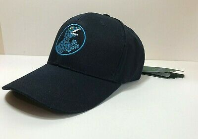 New PS Paul Smith Cotton 'Dino' Baseball Cap / Hat in Navy