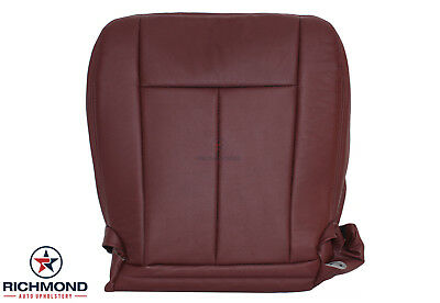 (2012 Ford Expedition King Ranch -Driver Side Bottom Chaparral Leather Seat Cover)