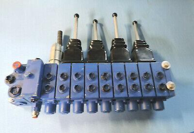 9 Spool Hydraulic Valve