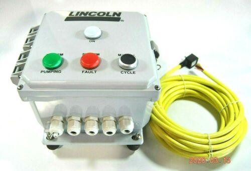 New Lincoln Orsco 24 VDC Mobile Pump Stroke Count Controller 570-10220-24CPX