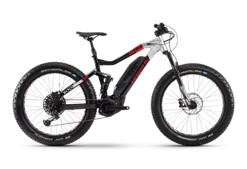 2020 Haibike Xduro FullFatSix 10.0 Yamaha RockShox Electric E Bike Bicycle (New - 5800 USD)