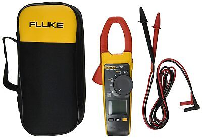Fluke 374 Fc True-rms Acdc Clamp Meter 600a 374fc