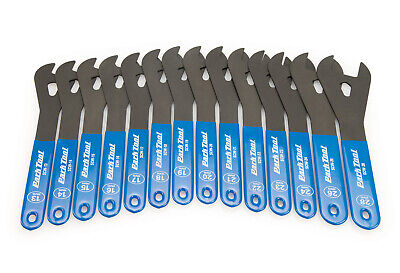Spanner Set USA Stock//Quick Ship! HOZAN C-503 Hub Cone Wrench Set -