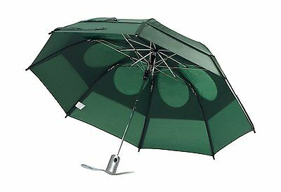 Gustbuster Metro Umbrella Hunter Green Automatic Open - Gustbuster Metro Umbrella